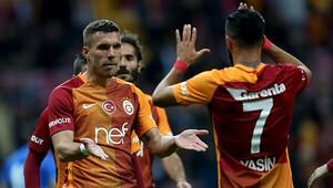 Galatasaray 5-1 Dersimspor / MAÇIN ÖZETİ