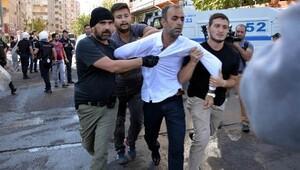 Diyarbakırda 25 kişi gözaltına alındı
