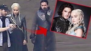 Game of Thrones yapımcıları şokta: Senaryo ve fotoğraflar sızdı