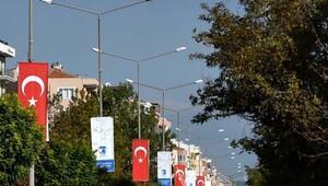 Çanakkale 29 Ekim Cumhuriyet Bayramına hazır