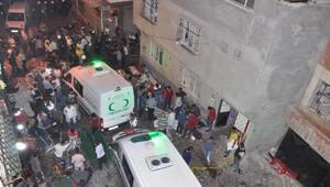 Kına gecesi katliamını 22- 23 yaşlarındaki canlı bomba gerçekleştirmiş