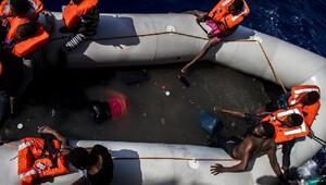 Akdeniz'de lastik botta 25 sığınmacının cesedi bulundu