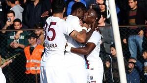Trabzonsporlu Onaziden Çorumspor maçının ardından gaf