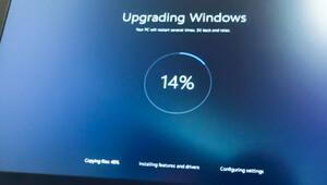 Windows 10a dev güncelleme geldi