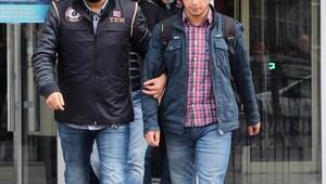FETÖden gözaltına alınan adliye görevlileri adliyeye sevk edildi