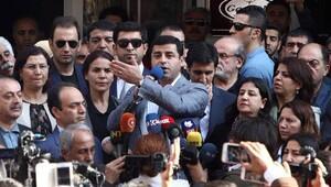 Demirtaş: PKKya gittiğini ispatlayın istifa edeceğiz