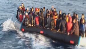 Mültecilerin arasına karışıp Yunanistana kaçmak isterken böyle yakalandılar