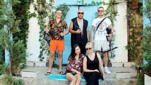 Polonyalı popçu Alanyada klip çekti