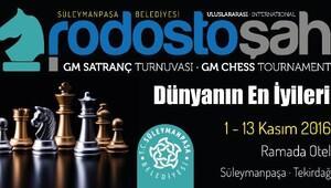 Süleymanpaşa Belediyesi satranç turnuvası düzenliyor