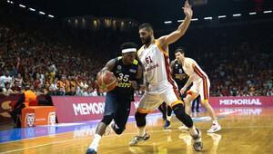 Galatasaray Odeabank - Fenerbahçe | Potada Türk derbisi