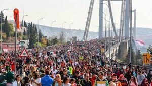 Vodafone, maraton öncesi koşuseverleri ağırlıyor