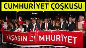 İşte İzmirin Cumhuriyet Bayramı kutlama planı