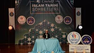KSÜde İslam tarihi sohbetleri