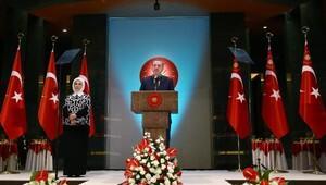 Cumhurbaşkanı Erdoğan: Cumhuriyet, Gazi Mustafa Kemal Paşa liderliğinde yürütülen destansı bir mücadelenin ürünüdür