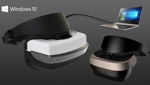 Microsoftun yeni VR cihazı tanıtıldı