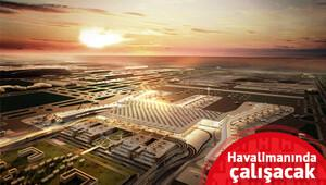 Havalimanında çalışacak 100 bin kişi aranıyor