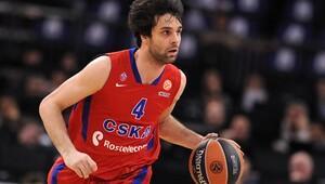 THY Avrupa Liginde ekim ayının en değerli oyuncusu Teodosic