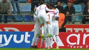 Kayserispor 0-1 Antalyaspor / MAÇIN ÖZETİ