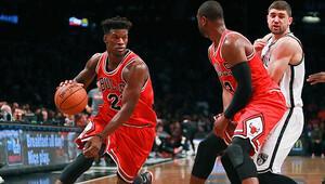 Bulls, Clippers ve Hawks 3te 3