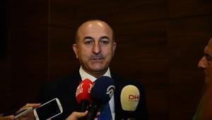 Çavuşoğlundan Irak Başbakanına sert çıkış