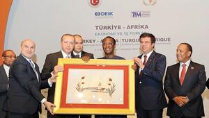 Türkiye ve Afrika TEK TİPE KARŞI