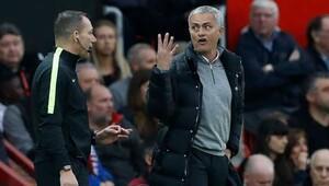 Mourinhoya men ve para cezası