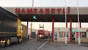 Bulgaristan operasyon yaptı, Hamzabeyli'den giriş-çıkış durdu