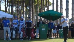 Turkish Airlines Open 2016 Golf Turnuvası başladı