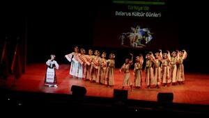 Belarus Devlet Dans Topluluğu Eskişehir'de