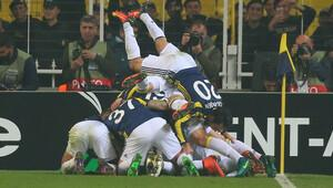 Fenerbahçe 2-1 Manchester United / MAÇIN ÖZETİ