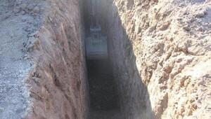 Nusaybinden Suriyeye açılan tünel bulundu