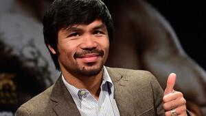 Manny Pacquiao fakirlere 200 milyon dolar dağıttı