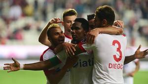 Antalyaspor 1-0 Gençlerbirliği / MAÇIN ÖZETİ