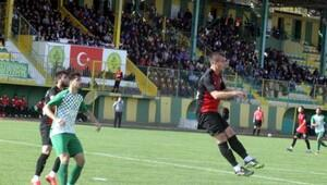 Darıca Gençlerbirliği-Denizli Büyükşehir Belediyespor: 3-1