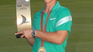 Turkish Airlines Openda şampiyon Danimarkalı Olesen