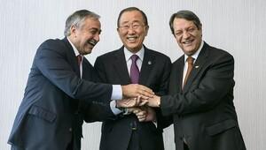 Kıbrıs görüşmeleri İsviçre'de başladı