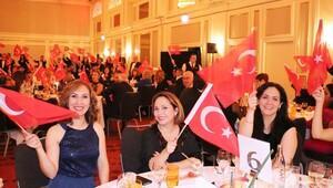 HeADD, Cumhuriyet'in 93'üncü yılını baloyla kutladı