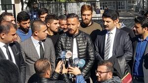 'Terör propagandası'ndan hapsi istenen Amedsporlu Deniz Naki beraat etti