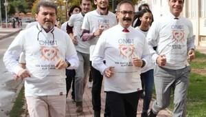 Gaziantepte organ bağışı kampanyası