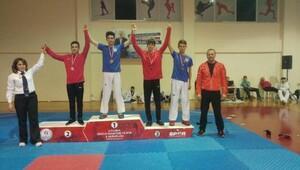 Edirne Belediyesi Tekvando takımının büük başarısı