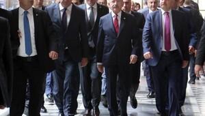 Kılıçdaroğlu: Seçimle gelen darbeyle gider bunu mu söyleme mi istiyordunuz