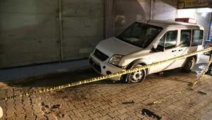 AK Partili Başkanın iş yerine bombalı saldırı