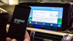 Android Auto tüm otomobillere geliyor