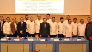 Ustasından Türk mutfağı ve yöresel yemekleri öğrendiler