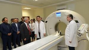 KSÜye gelişmiş tomografi cihazı
