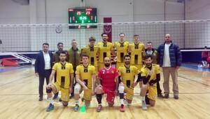 Konya Büyükşehir Belediyespor voleybol takımı kazanmaya devam ediyor