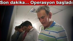 Akın Öztürkün eski emir subayı gözaltında