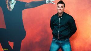 Robbie Williams: Hamdı, pişti, olmadı