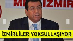 MHPli Tanrıkulu: İzmirliler giderek yoksullaşıyor