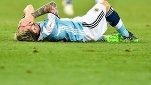 Messi: Bu b.ktan durumu değiştirmeliyiz